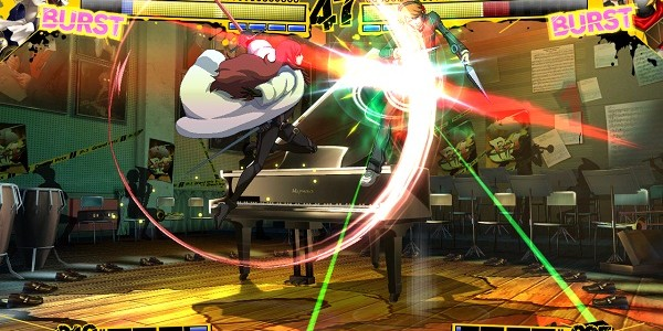 Atlus is bringing the fighter featuring Persona 3 and Pesona 4 characters to the US.