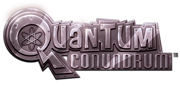 Quantum Conundrum Logo