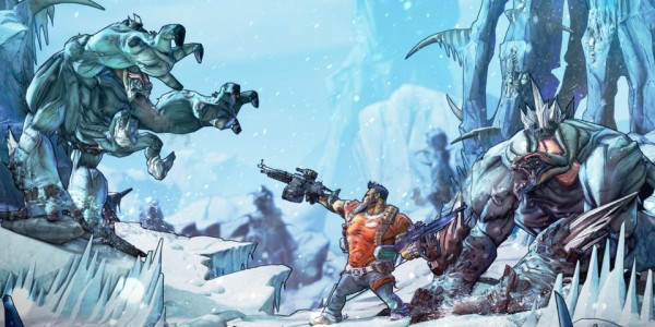 borderlands 2 snow