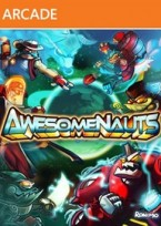 Awesomenauts box