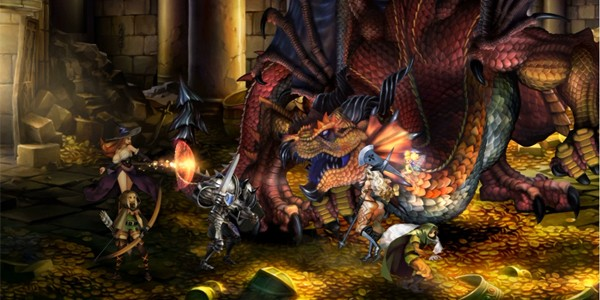 Dragon&#039;s Crown