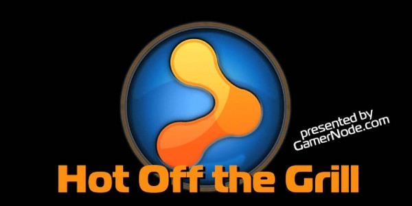 Hot Off The Grill Logo