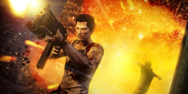 Sleeping Dogs EXPLOSIONS