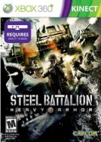 steel battalion box art
