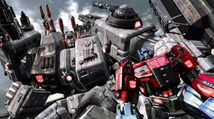Fall of Cybertron Review