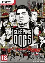 Sleeping Dogs box