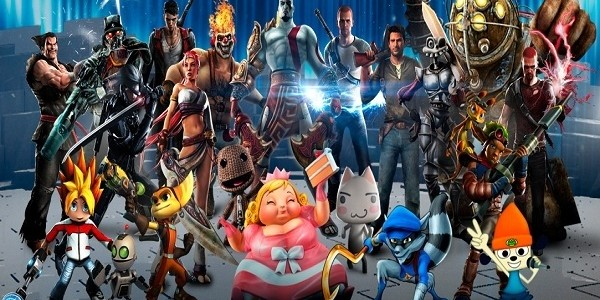 PlayStation All Stars Battle Royale Roster