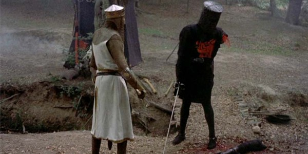 It&#039;s just a flesh wound!