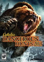 Cabela&#039;s Dangerous Hunts 2013 box art