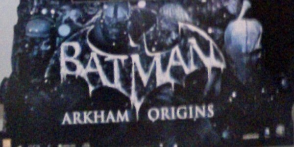 Arkham Origins Stand Logo